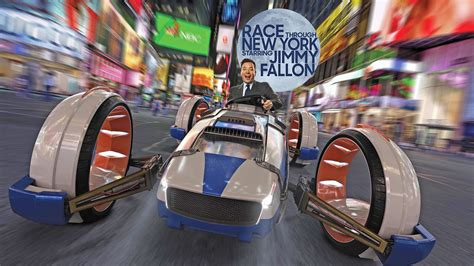 Jimmy Fallon Ride coming to Universal Orlando – Travel Weekly