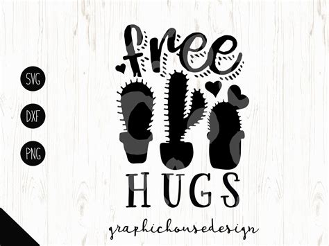 cactus svg, cactus quotes, free hugs, hugs svg, baby svg