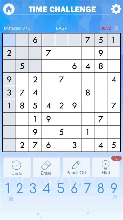 Sudoku - Free & Offline Classic Puzzles for Android - APK