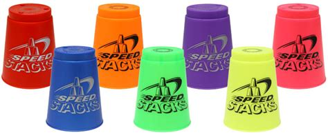 Product Information for Speed Stacks - Sport Stacking Cups