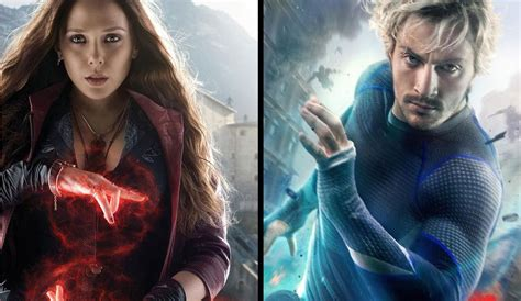Scarlet Witch and Quicksilver get 'Avengers: Age of Ultron