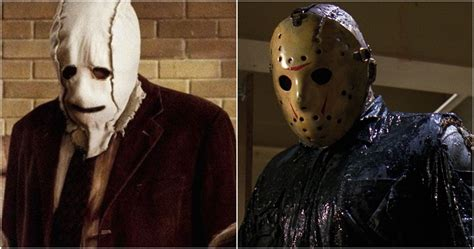 10 Of The Scariest Masked Horror Movie Maniacs, Ranked