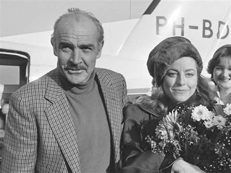 Celebrity Wives: Then And Now | Sean connery, Jamaica
