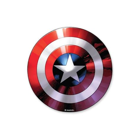 The Shield | Official Marvel Stickers | Redwolf