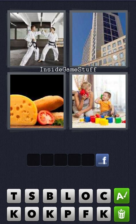 4 Pics 1 Word Answers - 5 Letters and Starts with B