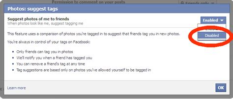 How to Switch off Facial Recognition/ Tagging on Facebook