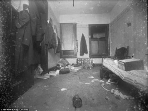 Graphic NSFW:Photos From 100 Years Ago… New York Crime