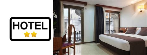 2 star hotels in Barcelona - Book best two star hotel