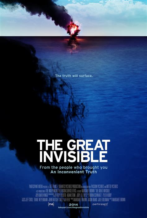 First Look at the Trailer for 'The Great Invisible,' the