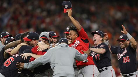 Nationals World Series parade: When is the celebration