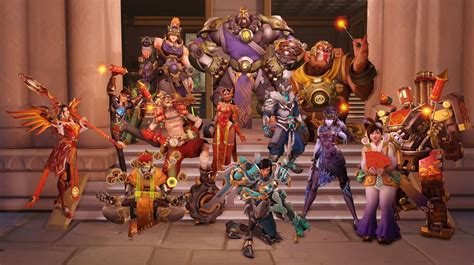 Overwatch Celebrates The Lunar New Year In Barking Good