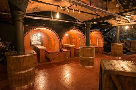 We love the look of Liverpool's new Pirate themed bar