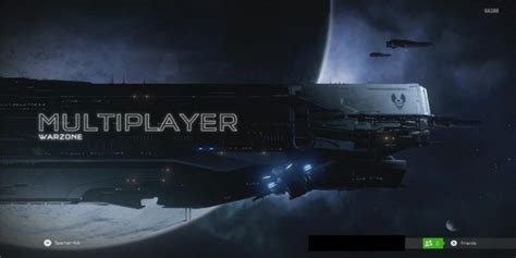 Halo 5: Warzone Menu Screens Leaked, Shows Controller