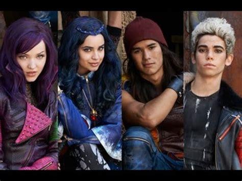 Which Descendants character are you?   Playbuzz