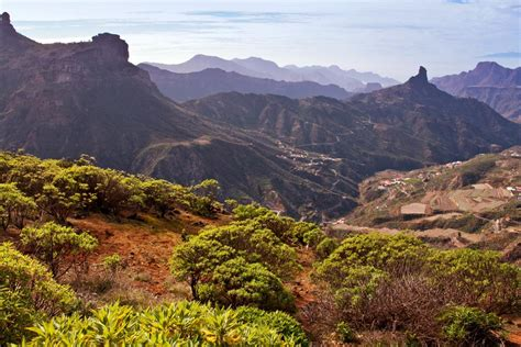 Island hopping in the Canary Islands