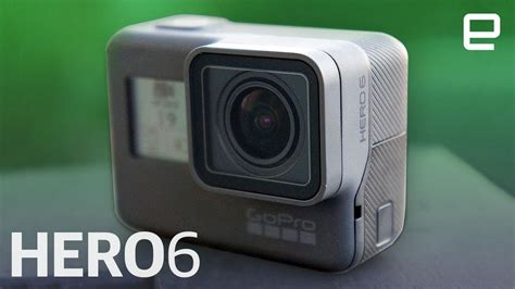 The Hero 6 and 'GP1' is GoPro's chance to grow again