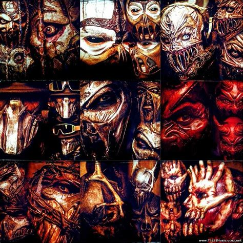 Industrial Metal:: MushroomHead-The Righteous and The