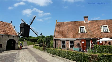 Fort Bourtange - Fortress in Netherlands - Thousand Wonders
