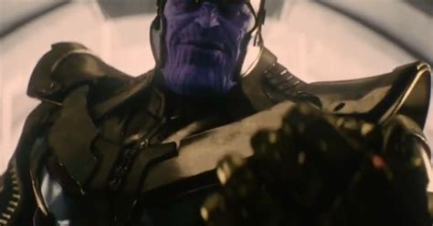 Watch: Avengers: Age Of Ultron Thanos Post-Credit Scene