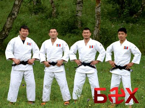Judo, The King Of Sports In Mongolia
