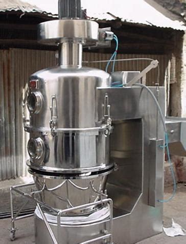 Fluid Bed Dryer - Fluidized Bed Dryer Manufacturer from
