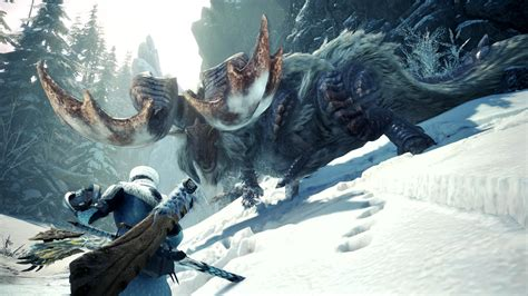 Monster Hunter World: Iceborne Expansion Coming To PS4 And