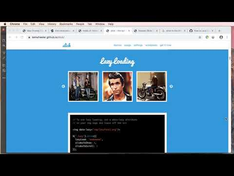 Lazy Load WordPress: Guide to improve the Page Load Time