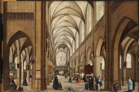 Experience churches in the age of Rubens - The Financial