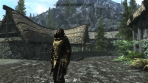 Dwarven Mage - Immersive Armors - YouTube