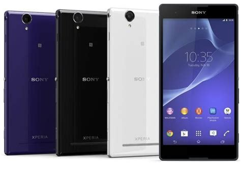 Sony Xperia T2 Ultra dual Price in India, Specifications