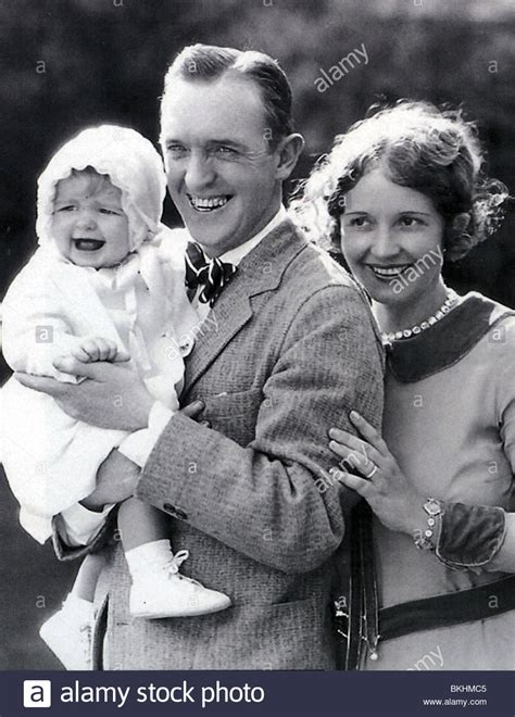 STAN LAUREL - US comic film actor with first wife Lois