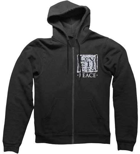 LS - Peace Hoodie - The Levellers