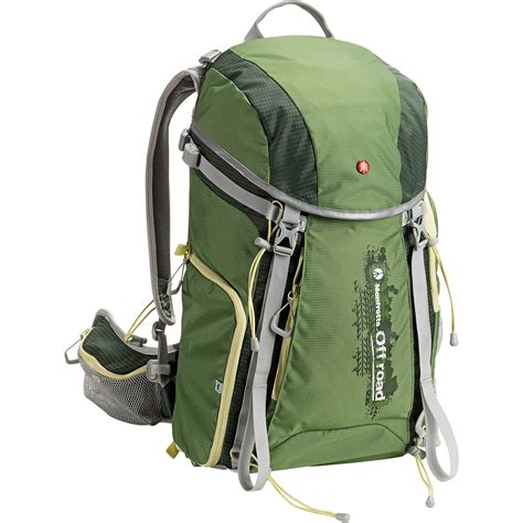 Manfrotto Off road Hiker Backpack (30L, Green) MB OR-BP